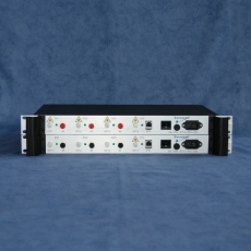 "19""-1U chassis: 3 x Analog Bande ""L""  + Ethernet"